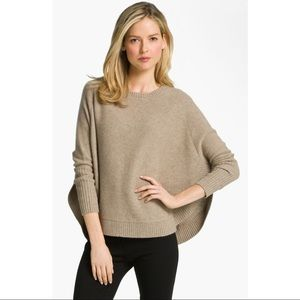 Eileen Fisher Undyed Cashmere Long Sleeve Sweater